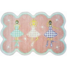 <strong>Fun Rugs</strong> Supreme Dancing Girls Kids Rug