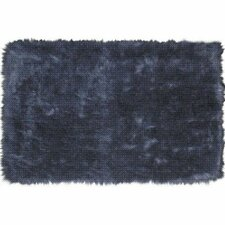 Flokati Black Kids Rug
