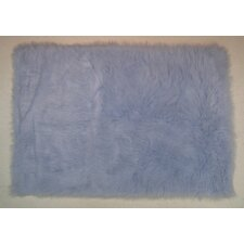 Light Blue Kids Rug