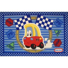 <strong>Fun Rugs</strong> Little Tikes Cozy Coupe Kids Rug