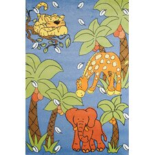 <strong>Fun Rugs</strong> Night Flash Kids Rug