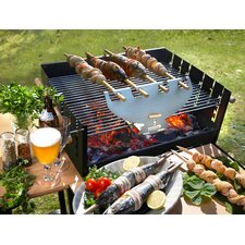 Rombo Fish-on-a-stick-grill
