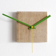 Nature Small Wall Clock