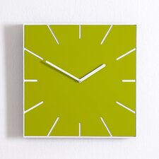 Snap Lacquered Wall Clock
