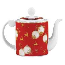 "1,3L Kaffeekanne ""Holiday"" in Christmas Wonderland-Dekor"