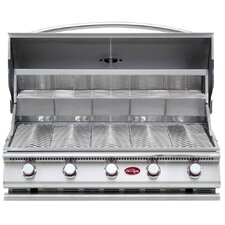 G-Series Built-In 5-Burner Gas Grill