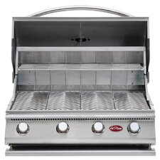 G-Series Built-In 4-Burner Gas Grill