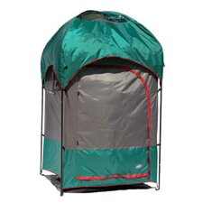 <strong>Texsport</strong> Deluxe Privacy Shelter Shower Combo in Alpine Green / Steel Gray / Chile Pepper
