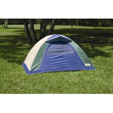 <strong>Texsport</strong> Brookwood Internal Frame Tent in Legion Blue / Gray Sand / Wasabi