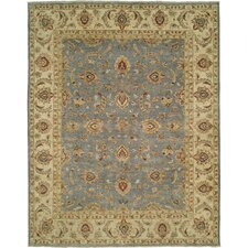 Royal Zeigler Blue/Beige Rug