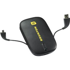 <strong>Brunton</strong> Heavy Metal 5500 mAh Power Pack
