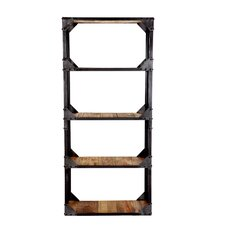 Ascot Reclaimed Bookcase