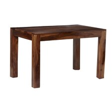 Cube Sheesham Dining Table