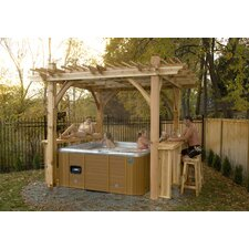 Spa Breeze Pergola Shelter Kit