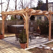 <strong>Outdoor Living Today</strong> Breeze Pergola
