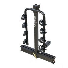 <strong>Heininger Holdings LLC</strong> Advantage® SportsRack glideAWAY2 Deluxe 4 Bike Rack Carrier