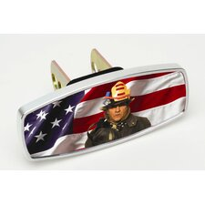 HitchMate Flag and Fireman Premier Series Hitch Cap