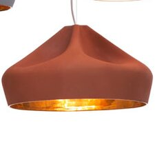 Pleat Box 1 Light Mini Pendant