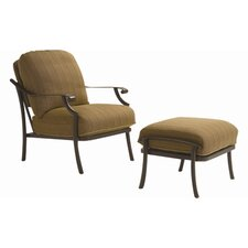Montreux Lounge Chair with Cushions