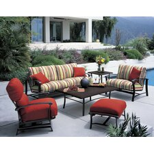 <strong>Tropitone</strong> Ovation Lounge Seating Group with Cushion