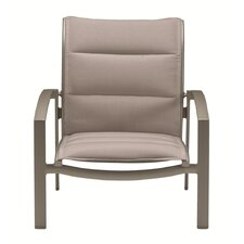 Elance Padded Sling Lounge Chair