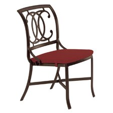 <strong>Tropitone</strong> Palladian Dining Side Chair with Cushion