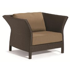 Evo Lounge Chair with Cushion