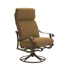 <strong>Tropitone</strong> Montreux Rocking Chair and Ottoman with Cushion