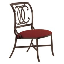 Palladian Dining Side Chair with Cushion
