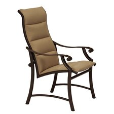 Montreux II Padded Sling Dining Arm Chair