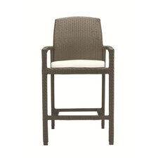 "<strong>Tropitone</strong> Evo 29.5""  Barstool with Cushion"
