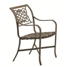 <strong>Tropitone</strong> Palladian Verona Dining Arm Chair