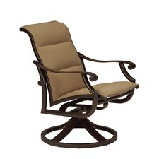 <strong>Tropitone</strong> Montreux II Rocking Chair and Ottoman