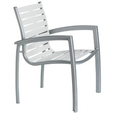 <strong>Tropitone</strong> South Beach EZ Span™ Stacking Dining Arm Chair