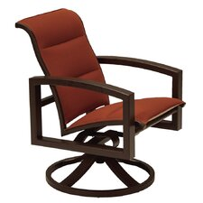 <strong>Tropitone</strong> Lakeside II Padded Sling Rocking Chair