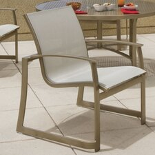 <strong>Tropitone</strong> MainSail Dining Arm Chair