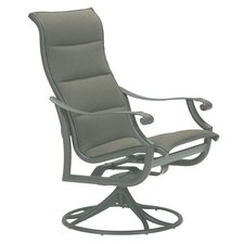 <strong>Tropitone</strong> Montreux Padded Sling Action Lounge Chair
