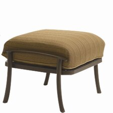 <strong>Tropitone</strong> Montreux Ottoman with Cushion