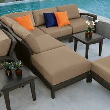 <strong>Tropitone</strong> Evo Sectional with Cushions