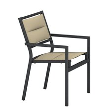 Cabana Club Dining Arm Chair with Cushion