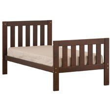 <strong>Canwood Furniture</strong> Alpine II Twin Bunk Bed with Ladder
