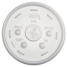 Cold Cup Lids for 32 oz. Cups (Carton of 1,000)