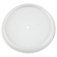 Plastic Lid for 4 oz. Cups (Carton of 1,000)