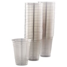 Conex Clear 16 oz. Plastic Cup (Set of 1000)