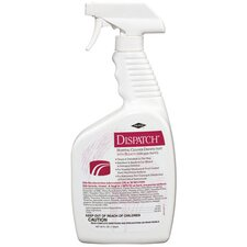 <strong>DISPATCH®</strong> 1 Quart Trigger Spray Bottle Hospital Cleaner Disinfectant with Bleach