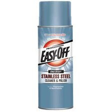<strong>EASY-OFF®</strong> 17 Oz Stainless Steel Cleaner and Polish (case of 6)