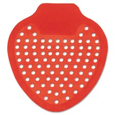 Krystal Urinal Screen, Cherry Fragrance, 12/Pack