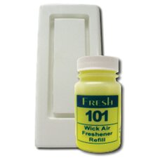 <strong>FRESH PRODUCTS</strong> 1.5 Oz Concentrated 101 Wick Deodorant Refill Bottle Citrus