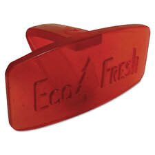 Eco Fresh Spiced Apple Bowl Clip Air Freshener (Set of 12)