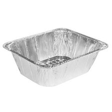 <strong>HANDI-FOIL®</strong> Extra Deep Half-Size Steam Table Aluminum Pan
